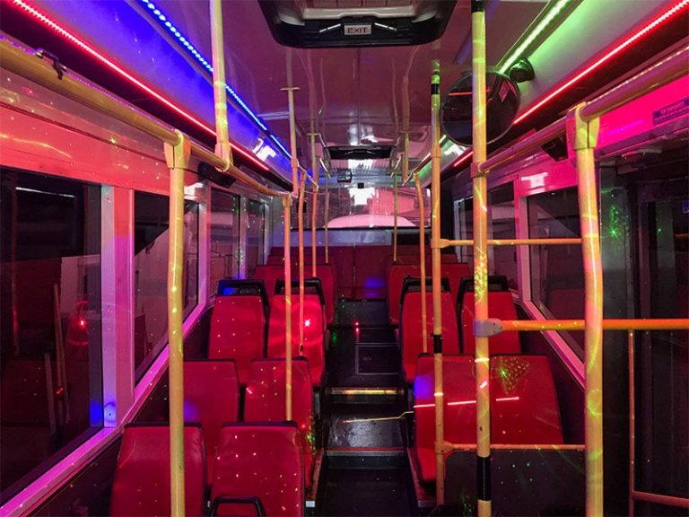 Passenger Party Bus 40 Seater