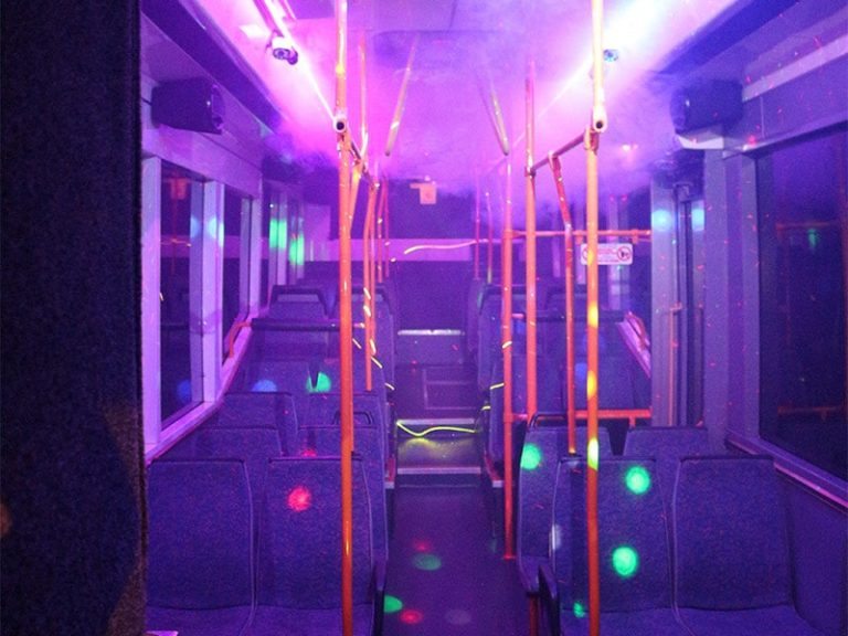 40 Seats Party Bus