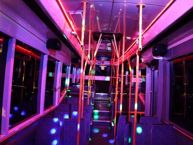 karaoke party bus Sydney