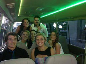 School Formal Party Bus