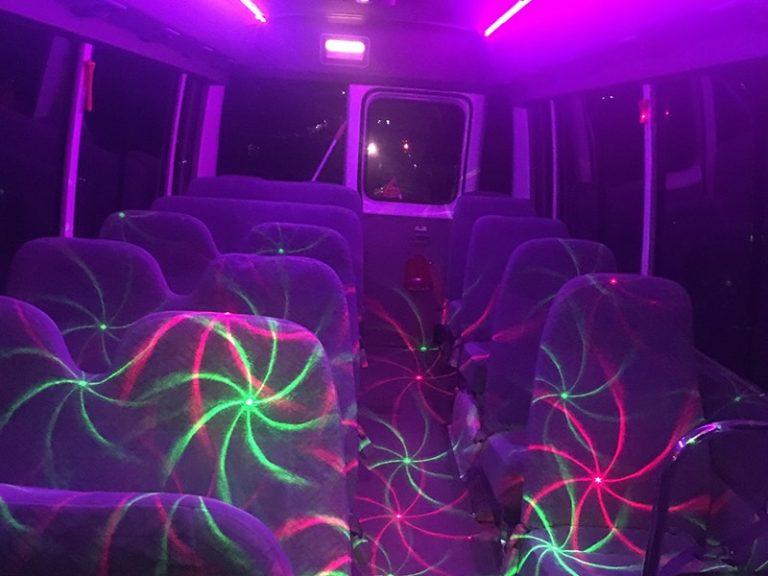 20 Seater Mini Party Bus