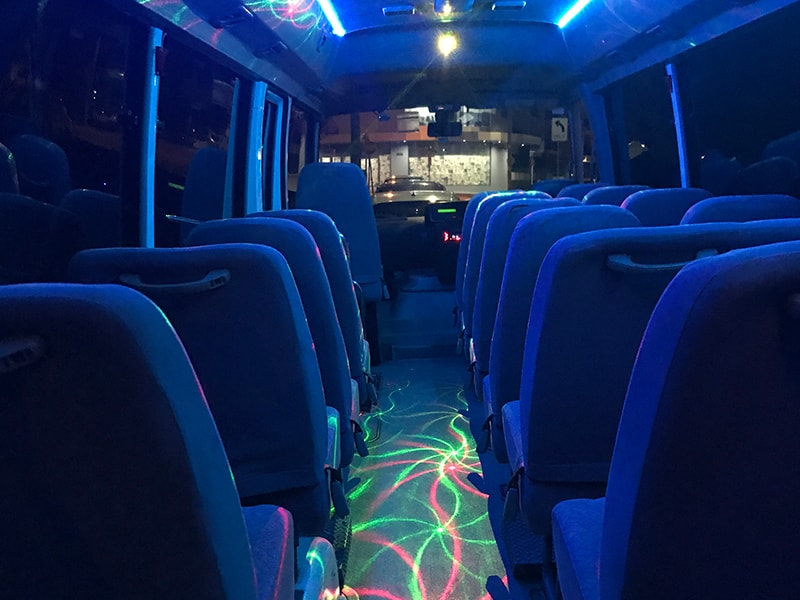 20 Passenger Party Bus