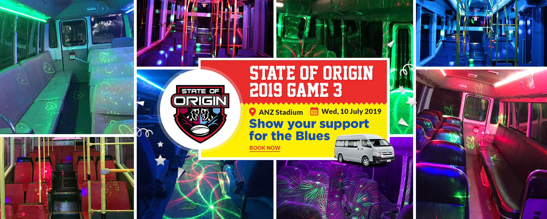 State Of Origin 2019 Game 3 - Sydney