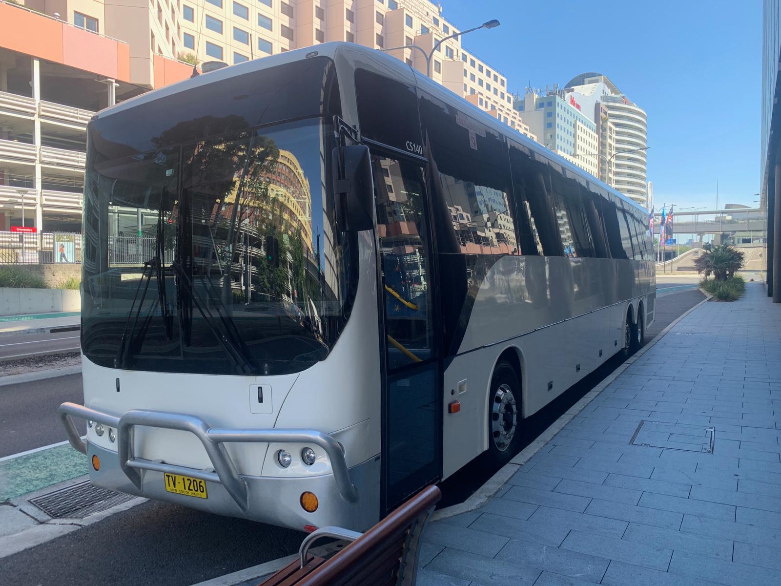 Corporate Bus Hire Sydney