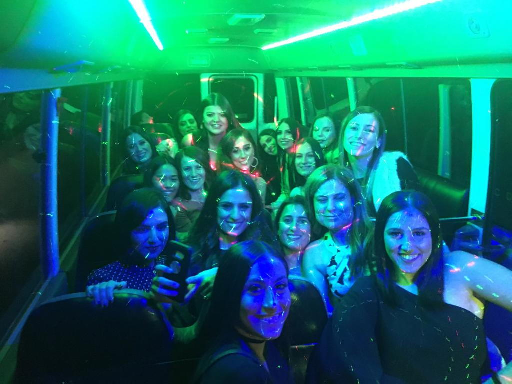 Hens Party Bus Newcastle