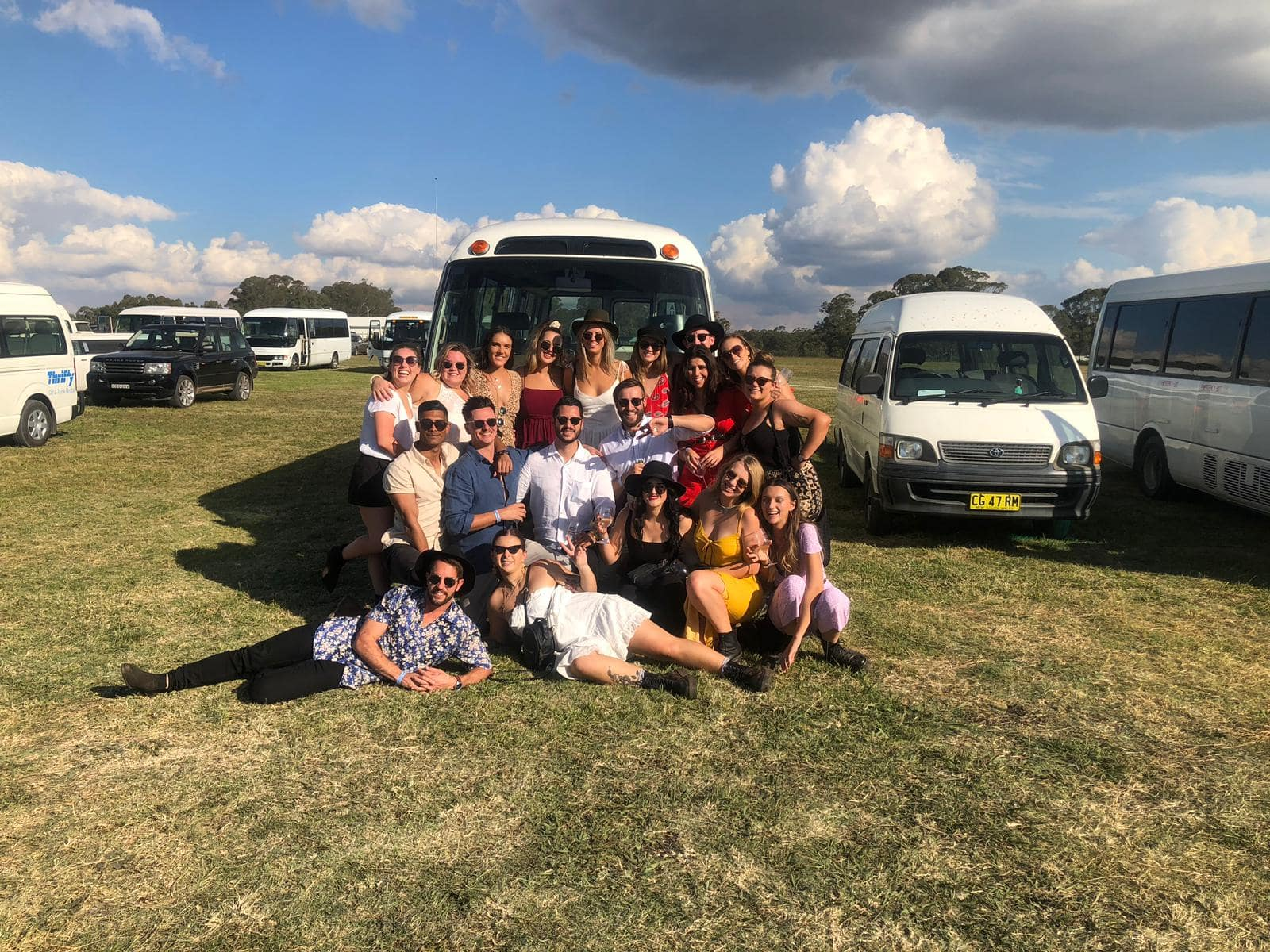 Hunter Valley Party Bus Hire